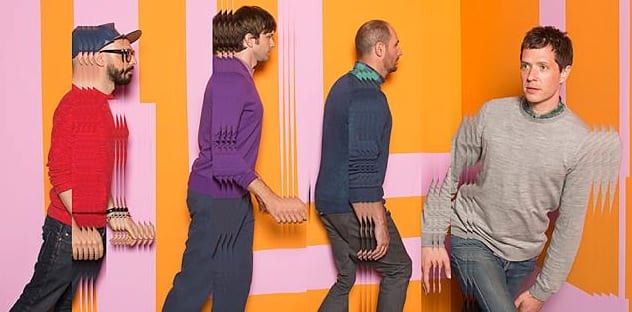 OK Go Hungry Ghosts Image