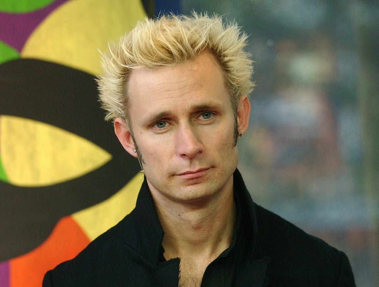 Mike Dirnt Produce Crickets