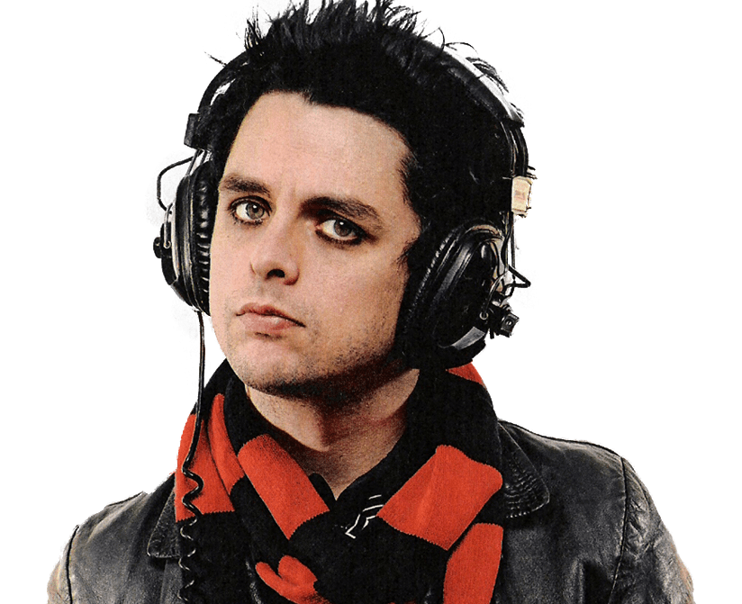 Billie Joe Headphones