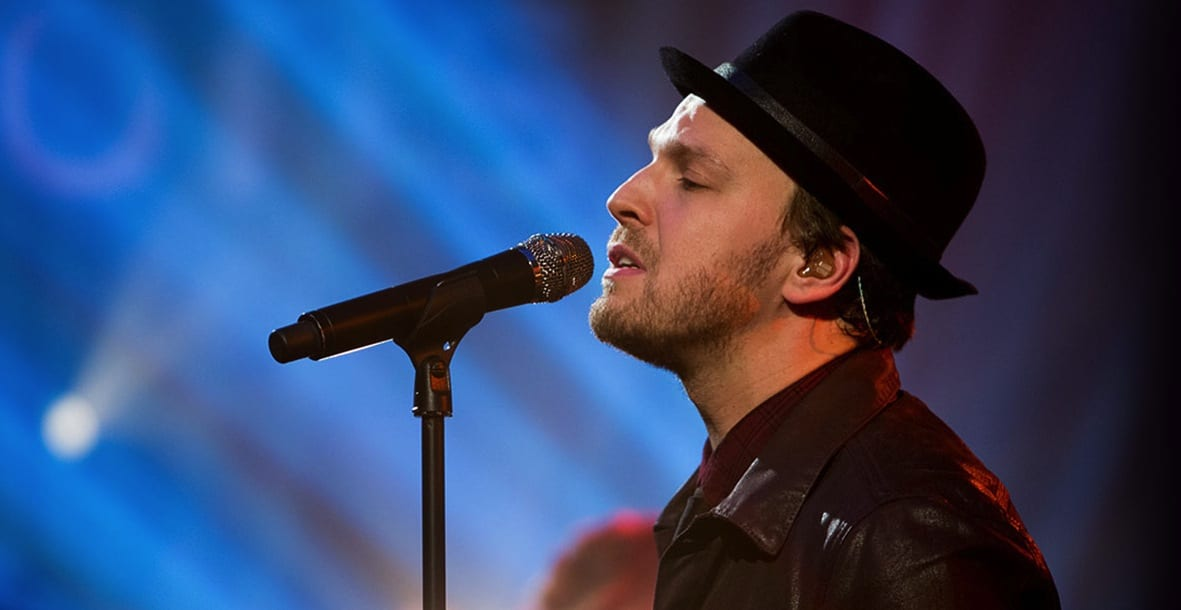 Gavin DeGraw Video