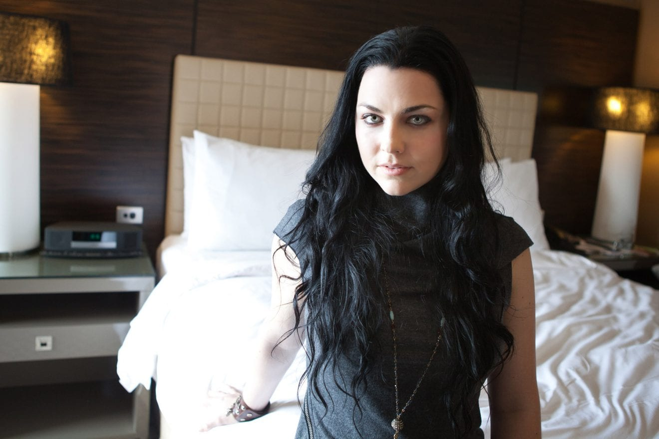 Amy Lee New Album Aftermath