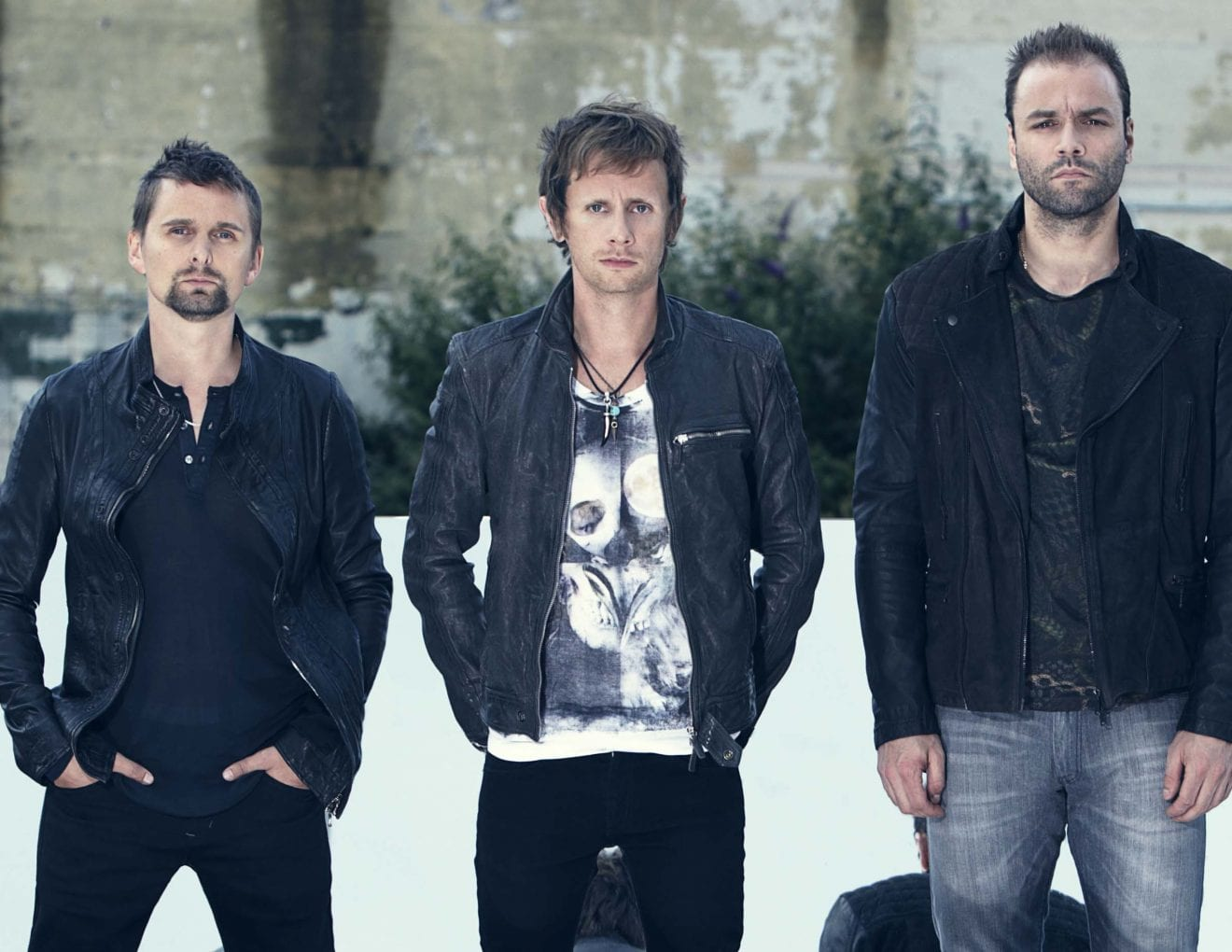 Muse In Studio recording