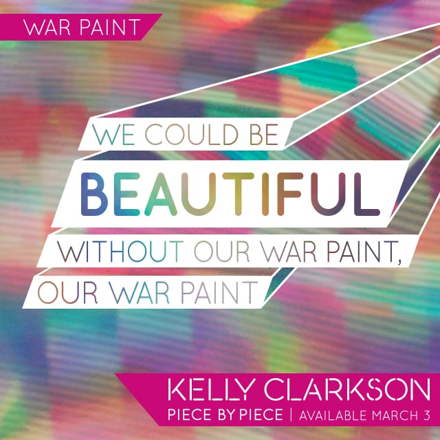 Lyrics Card War Paint