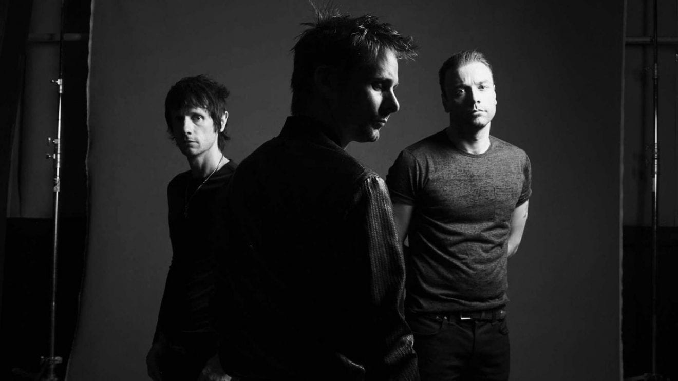 Muse Dead Inside recording