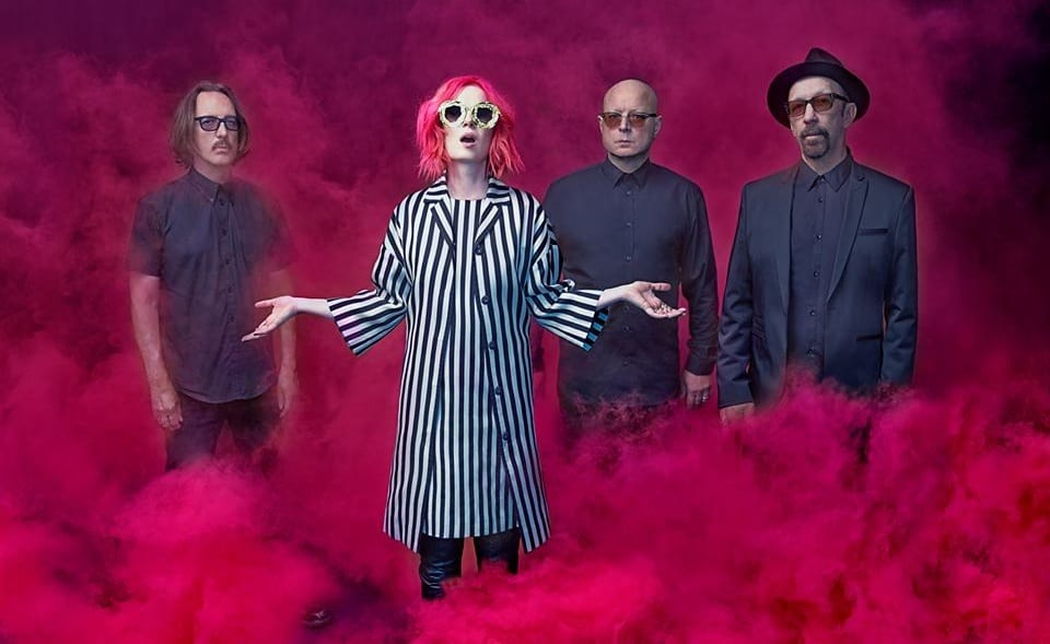 Garbage 20 Years Queer tour Rage and Rapture Tour 2017 depressing new song