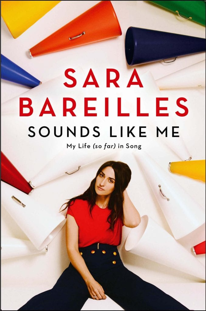 Sara Bareilles Book - Sounds Like Me