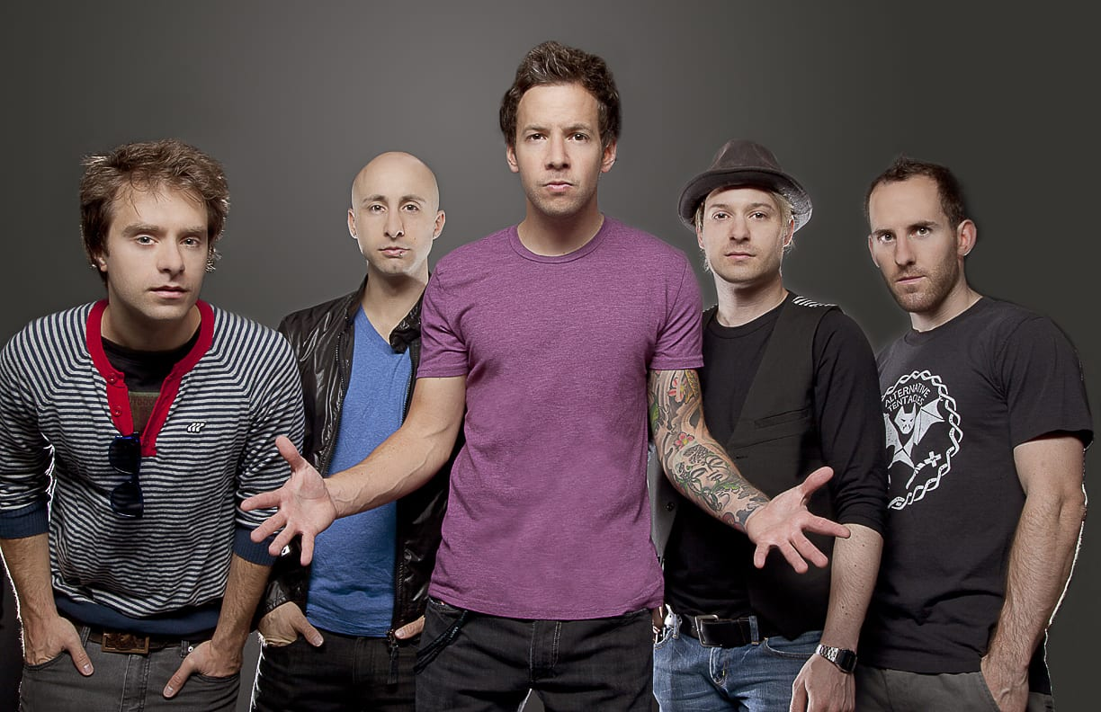 Simple Plan Saturday phenomenal