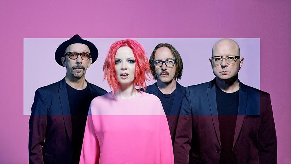 Garbage 2015 20th Anniversary