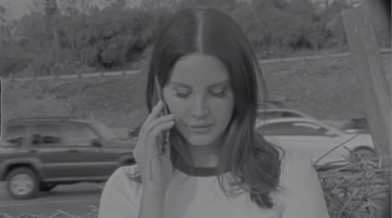 Lana Del Rey - Mariners Apartment Complex - music video