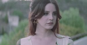 "Watch Lana Del Rey's Retro Futuristic Music Video For ""White Mustang"""