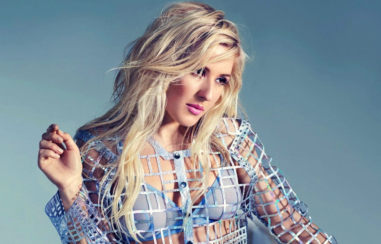 Ellie Goulding 2015 -- do you remember