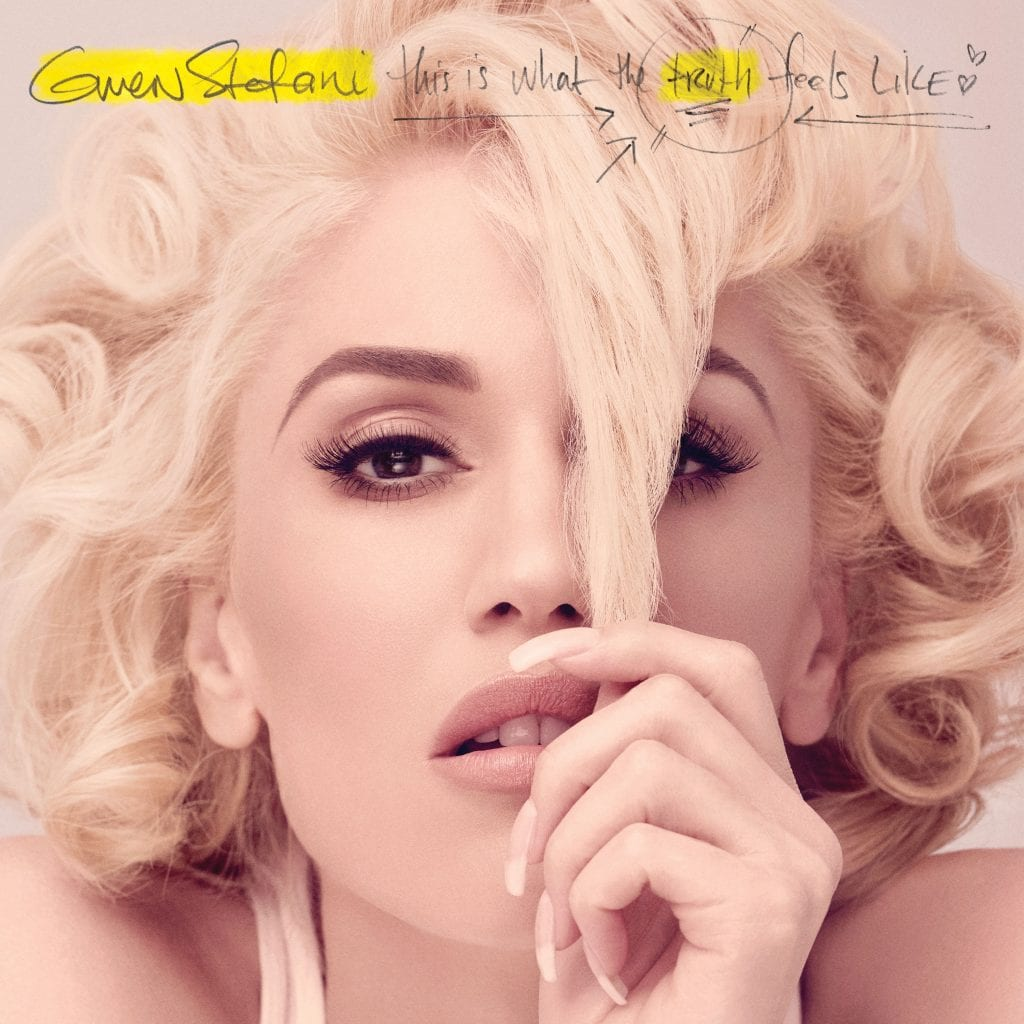 Gwen Stefani This Is What It Feels Like 2016 Standard