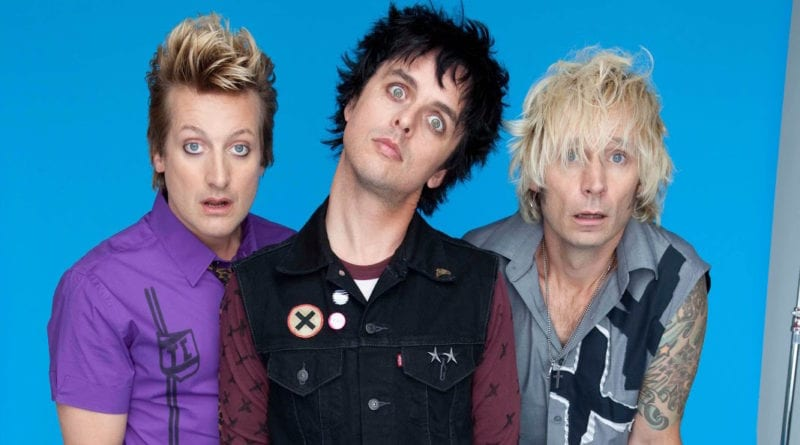 Green Day 2012 Blue Bang Single