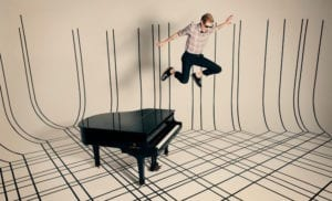 Andrew McMahon In The Wilderness Just Finished Third Album