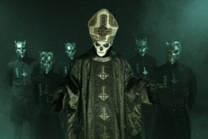 Ghost Releases Eclectic 'Popestar' Covers EP