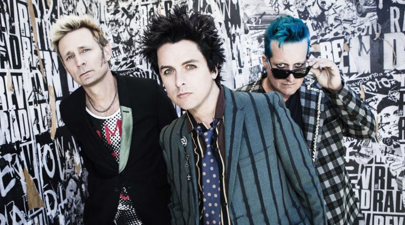 green day 2016 revolution radio too dumb to die
