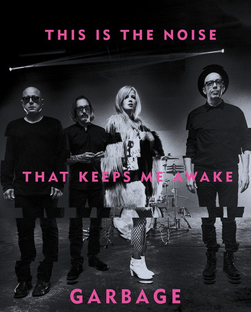 garbage this is the noise that keeps me awake book
