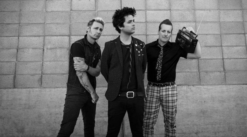 green day ordinary world - writing new songs