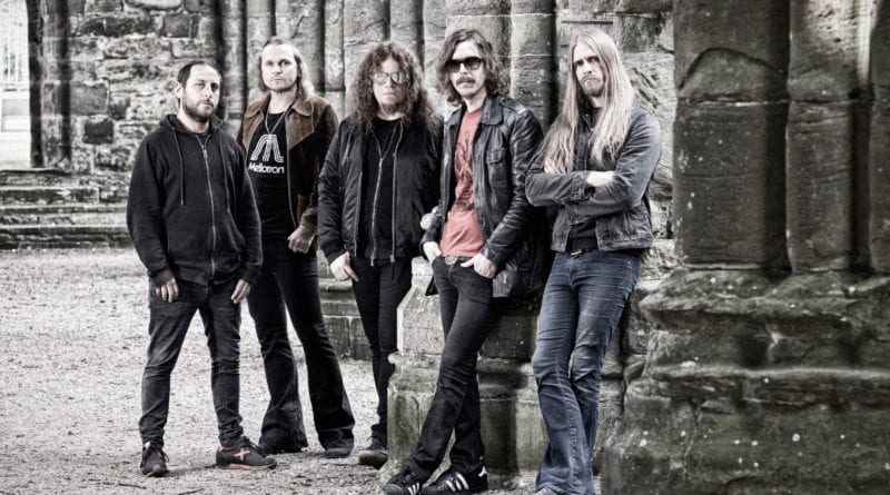 Opeth 2016 Sorceress