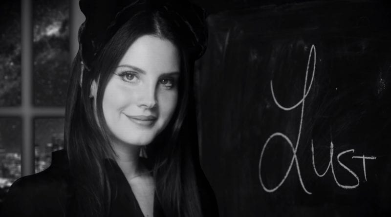 Lana Del Rey Announces New Album Lust For Life In Witchy Trailer