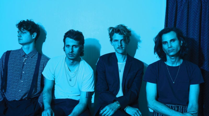 Foster The People III 2017 Sacred Hearts Club