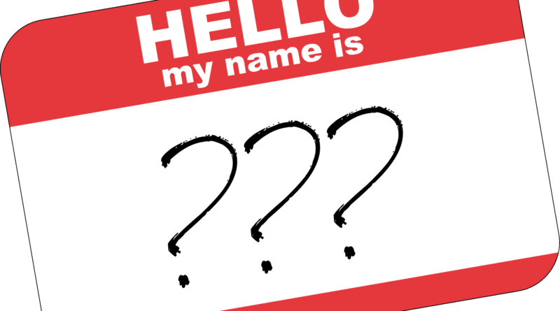 what is my name