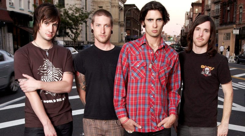 The All-American Rejects may