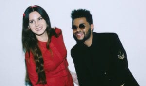 "Hear Lana Del Rey's New Duet With The Weeknd, ""Lust For Life"""