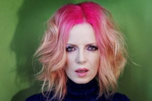 """Shirley Manson Sings On New 'American Gods' Song, """"Queen Of The Bored"""""""