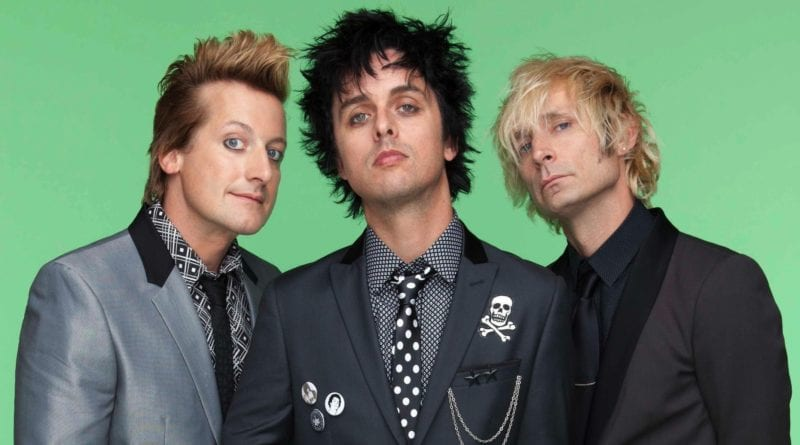 Green Day 2012 Trilogy Uno Fell For You
