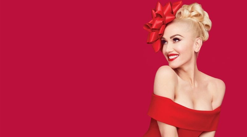 Gwen Stefani You Make It Feel Like Christmas 2017 duet