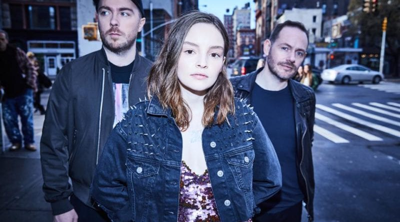 CHVRCHES 2018 Get Out