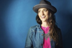 "Sara Bareilles Is Filming the ""Armor"" Music Video Today"