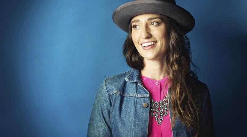 Sara Bareilles Pretty Slick Songs - Filming Armor Music Video