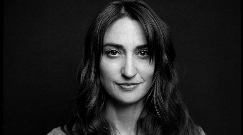 Sara Bareilles 2018 - Making Music - Finished Recording - Picture courtesy of Washington Post -- Tightrope - Saint Honesty