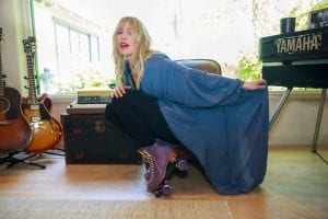 "Natasha Bedingfield Shares Sneak Peek At New Song ""Roller Skates"""
