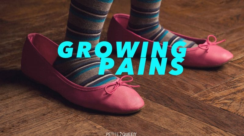 Growing Pains & Growing Up