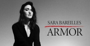 "Sara Bareilles Announces New Single, ""Armor"""