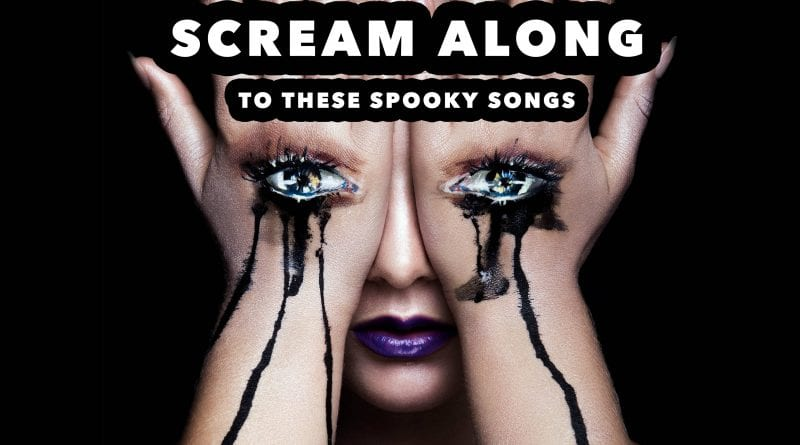 Scream Along to these Spooky Songs