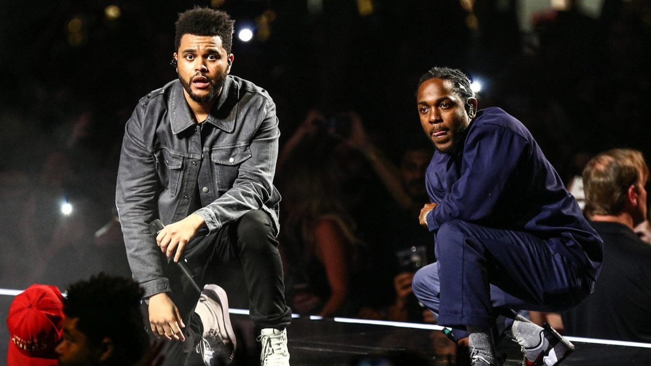 "The Weeknd & Kendrick Lamar Team Up On ""Pray For Me"" From 'Black Panther' Soundtrack"