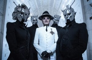 Review: Ghost Proves Undying Magnetism On 'Prequelle'
