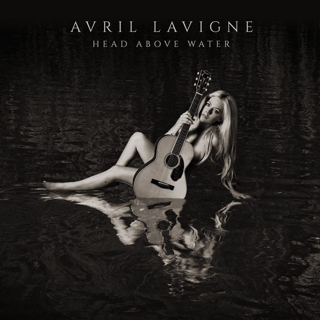 Avril Lavigne - Head Above Water - album cover
