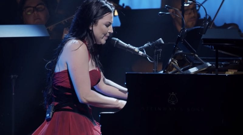 Evanescence - Lithium Live - Synthesis Live