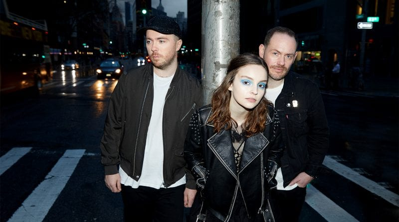 CHVRCHES Never Say Die - Love Is Dead
