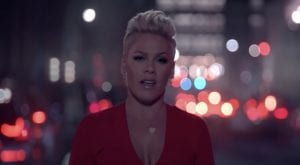 """P!nk Dances With Shadows In Theatrical """"Walk Me Home"""" Music Video"""