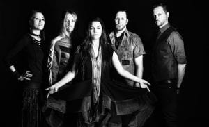 Evanescence Starts Working On New Album Over Memorial Day Weekend