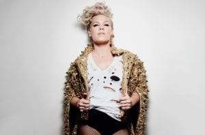 """P!nk Shares Fizzy New Single """"Can We Pretend"""" Featuring Cash Cash"""