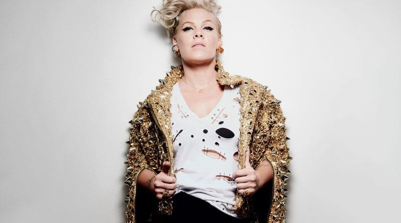 P!nk - Can We Pretend featuring Cash Cash
