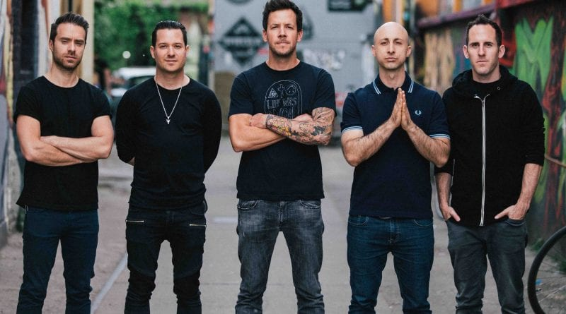 Simple Plan 2019 Recording 6th Album
