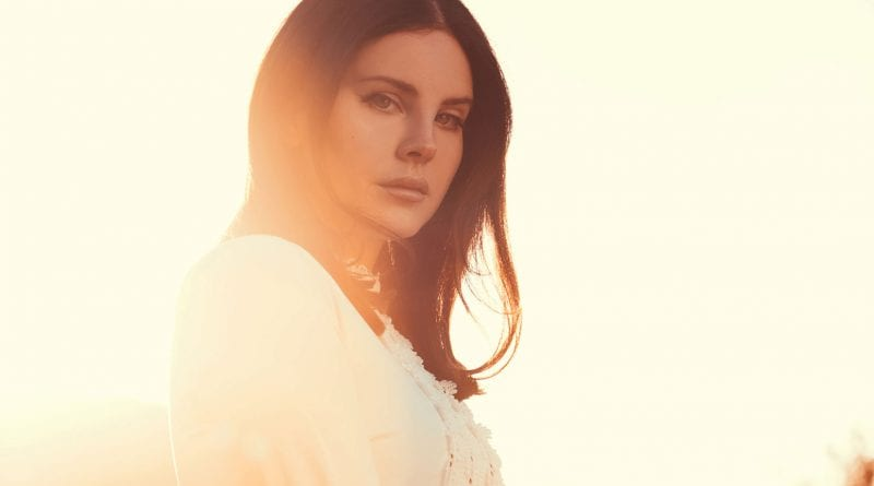 Lana Del Rey - Instagram Song Preview Clip - title track